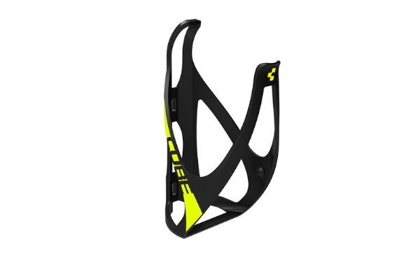 Bottle Cage HPP (black'n'flashyellow)
